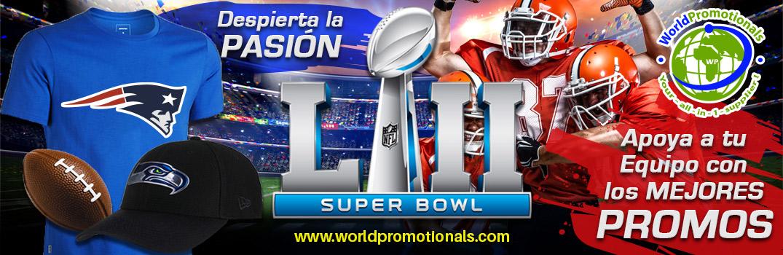Promocionales Para Superbowl