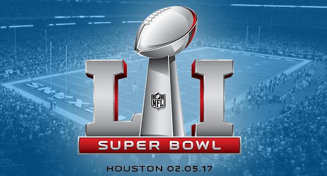 Promocionales Super Bowl LI