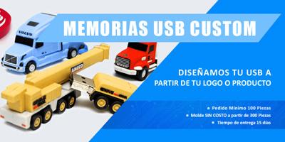 USB Personalizadas