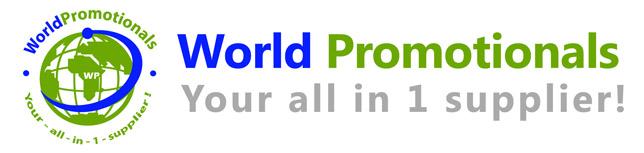 Logo WORLD PROMOTIONALS