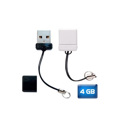 Memoria Micro 4 GB. Tiempo de entrega: de 24 a 48 horas.