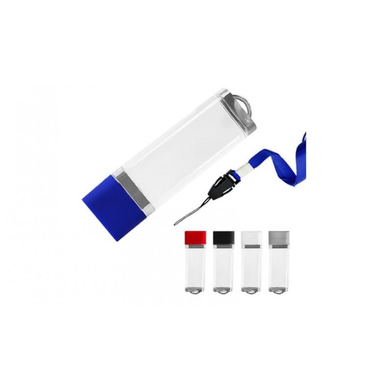 MEMORIA USB LUXURY FABRICADA EN ACRÍLICO de 8GB,