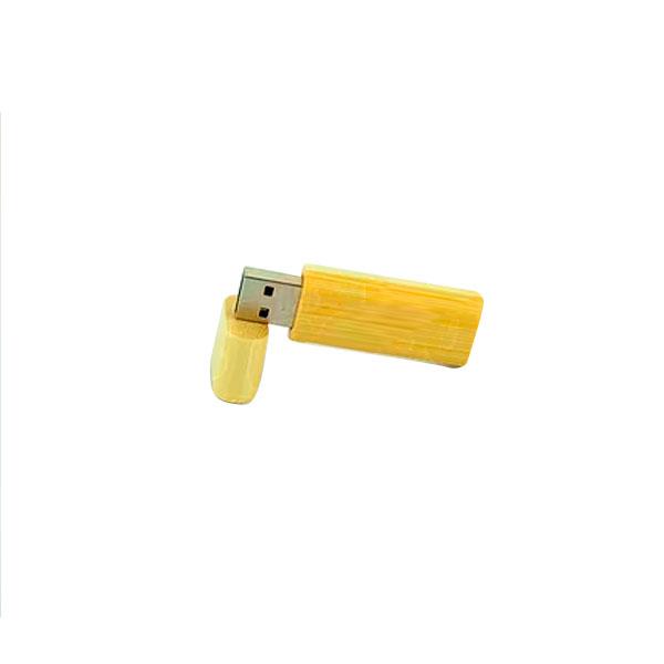 Memoria USB ecológica de bambú 16gb